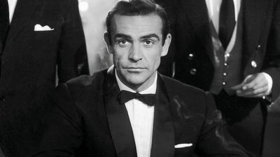 Sean Connery (October 31, 2020)