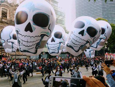 <strong>Dia de los Muertos, Mexico</strong>