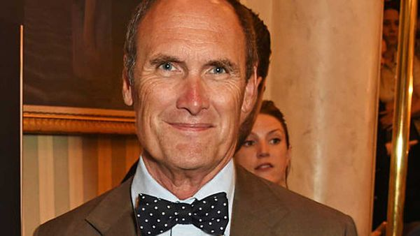 AA Gill. Image: Getty