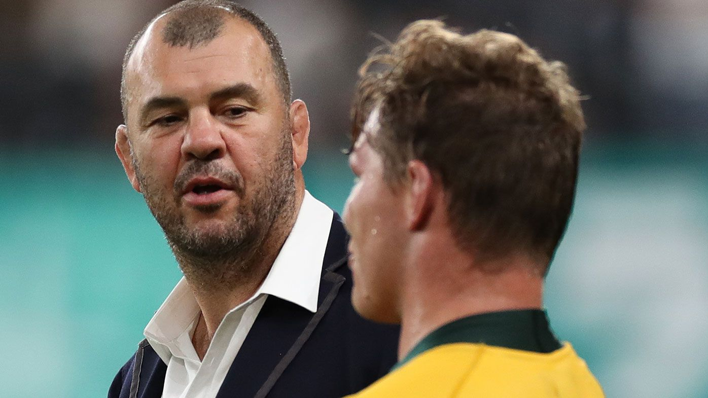 Michael Cheika's RWC squad rivalry method gets backing from Wallabies