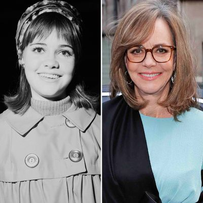 Sally Field: 1958 and 2019