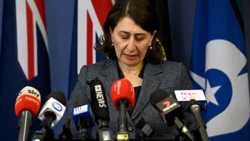 Gladys Berejiklian resigned as NSW Premier after ICAC announced it was investigating whether she breached public trust between 2012 and 2018.