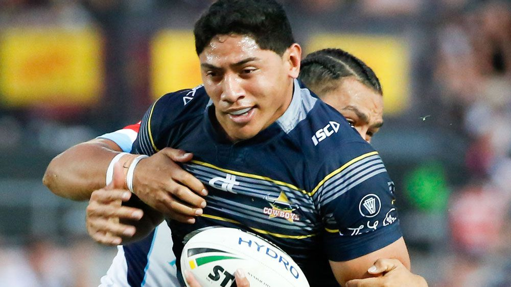 Taumalolo to play despite egging charge