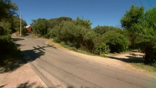 Cath Andrews was behind the wheel at the time of the crash in Blairgowrie. (9NEWS)