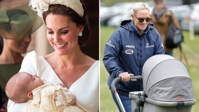 The British royals welcome two new babies