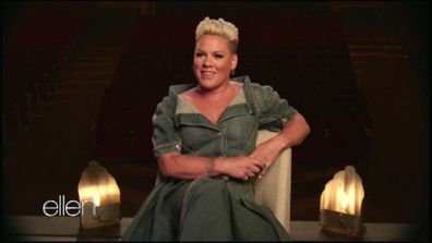 Pink discusses her daughter's music career