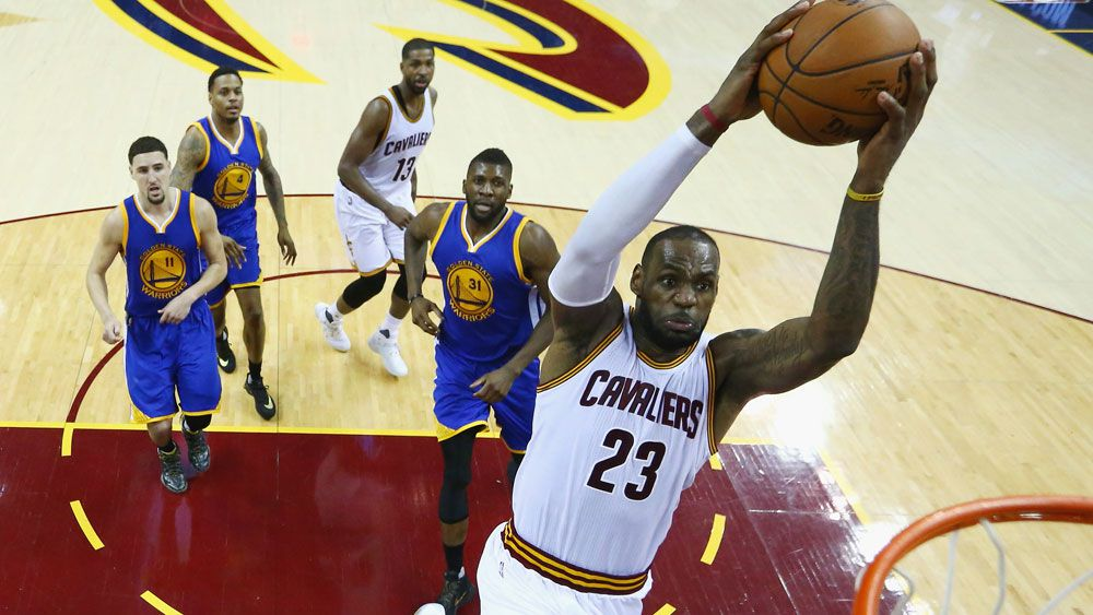 LeBron, Delly on verge of NBA history