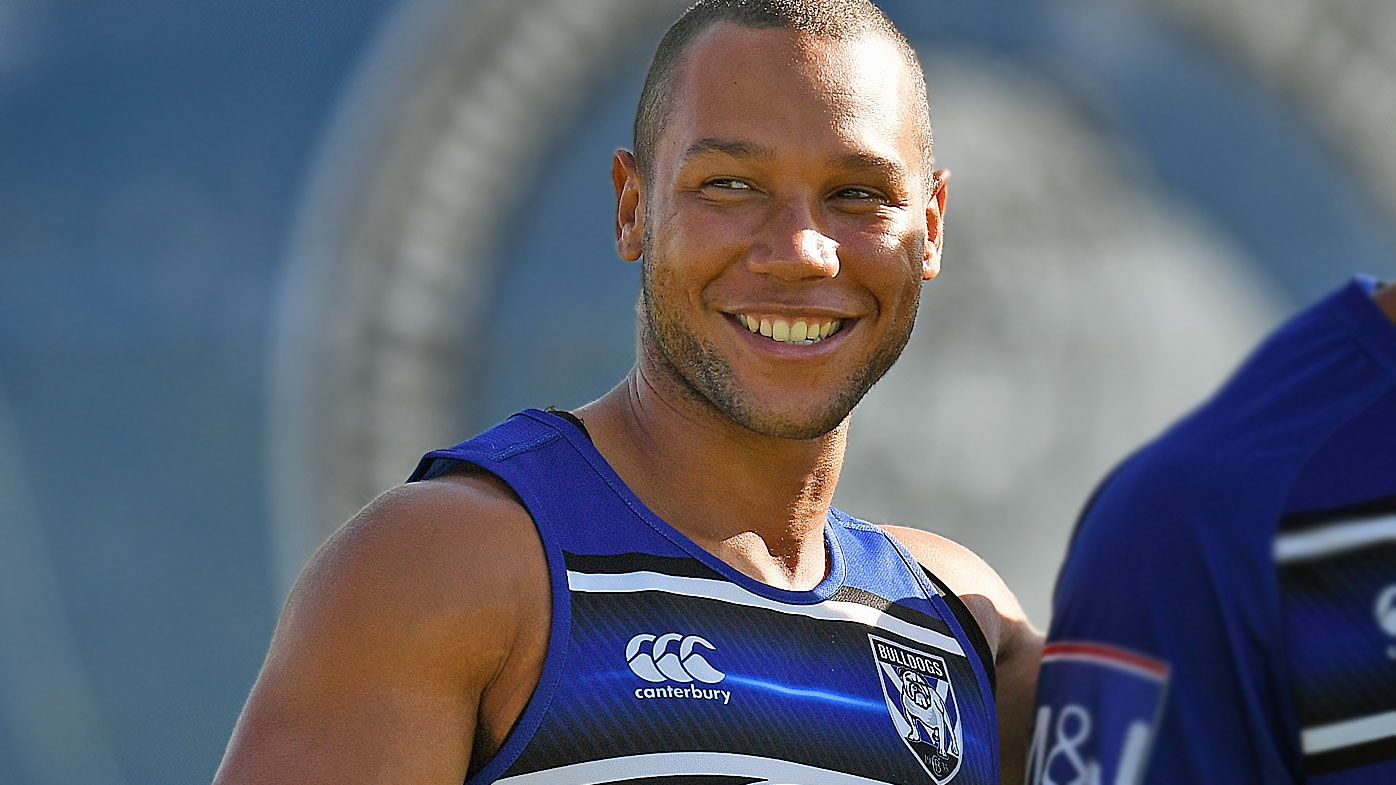 Wests Tigers recruit Moses Mbye to play last game for Canterbury Bulldogs this weekend
