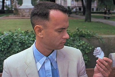 "<b>Why you should see it?</b> ""It could be said that <i>Forrest Gump</i> is the definitive American movie. After all, it's historical, patriotic and it's got a dunce as the hero. A loving and friendly dunce played by Tom Hanks. Nominated for 13 Oscars and winning six, the film captured the imagination with its mix of comedy, drama, issues like AIDS and war, while managing to maintain a love story at its big budget core."" - BBC<br/>"