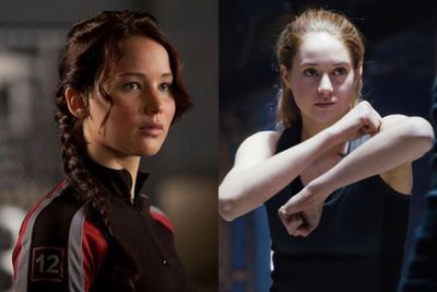 She was almost Katniss!