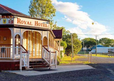 The Royal Hotel, Harrisville, Qld