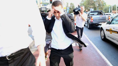 Son of Sydney nightclub owner sentenced to at least three years jail for rape