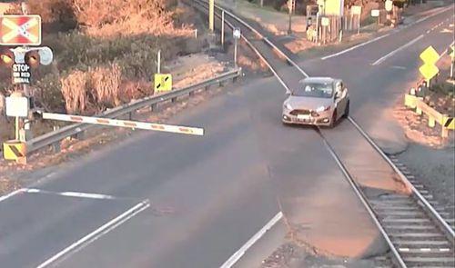 NSW trains close calls