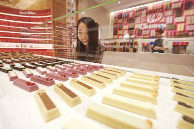 KitKat Chocolatory Sydney