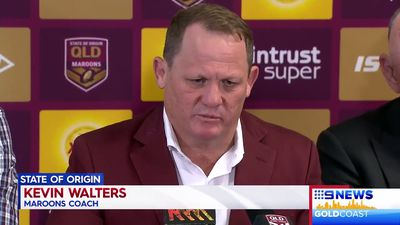 Under-fire Queensland State of Origin prop Jarrod Wallace takes aim at critics