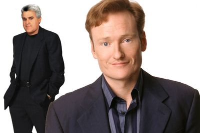 "<B>The scandal:</B> In 2004 Jay Leno announced he'd be replaced as <i>Tonight Show</i> host in 2009 by Conan O'Brien. Well, 2009 came around and Jay wasn't content to retire: he launched a competing talk show, and the rift between the hosts got so bad that Conan ultimately quit The Tonight Show after barely six months as host.<br/><br/> <B>OMG factor:</B> Outrageous. The internet exploded with ""Team Coco"" supporters claiming Jay, who returned to <i>The Tonight Show</i>, had basically stolen the show from Conan."
