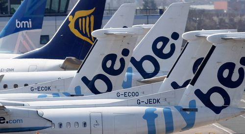 Autopilot error blamed for Flybe plane scare which saw plane plunge to within 283 metres of ground