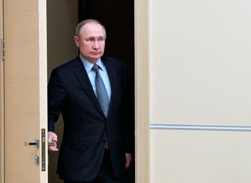 Russia's Putin sends his constitutional proposals to Parliament