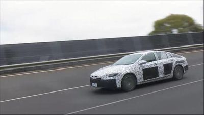 Holden gives more detail on new all-wheel-drive Commodore