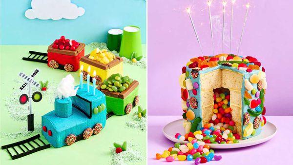Allen's Party Cake Cookbook