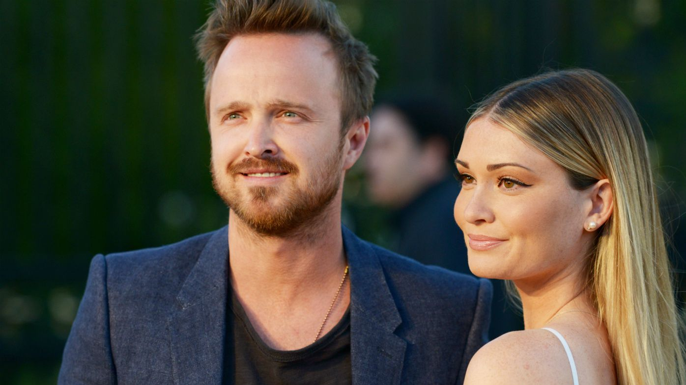 Breaking Bad star Aaron Paul becomes a dad