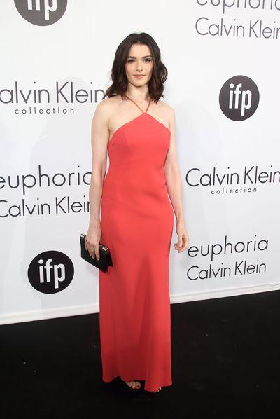 <p>Rachel Weisz in Calvin Klein Collection<br><br></p>