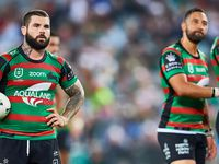 Andrew Johns expects South Sydney to go out in straight sets