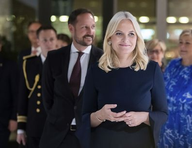 Norway's Crown Princess Mette-Marit apologises for Jeffrey Epstein meetings