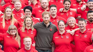 The Duke of Sussex attending the launch of Team UK for the Invictus Games The Hague 2020 at the Honourable Artillery Company in London.
