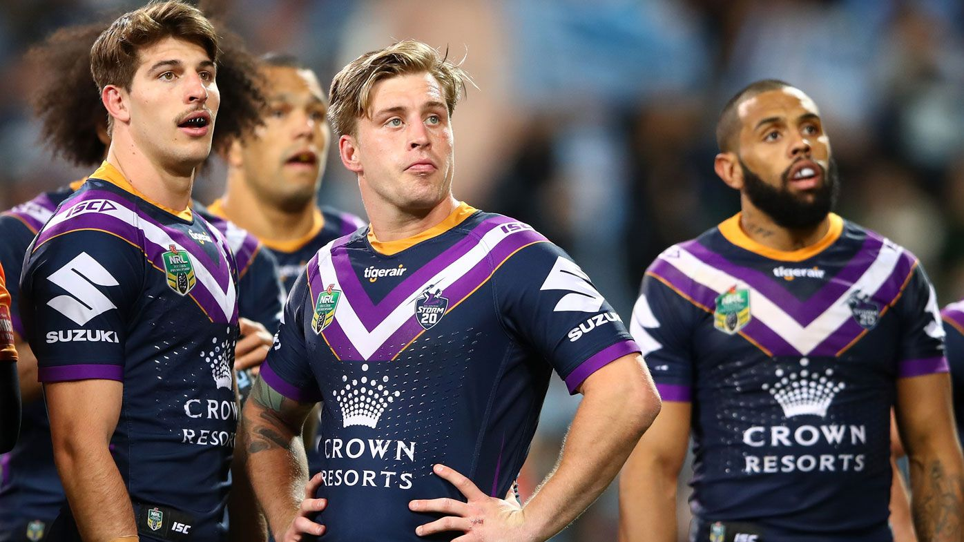 Melbourne Storm to investigate NRL fan ownership of club