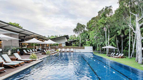 The Bryon at Bryon pool