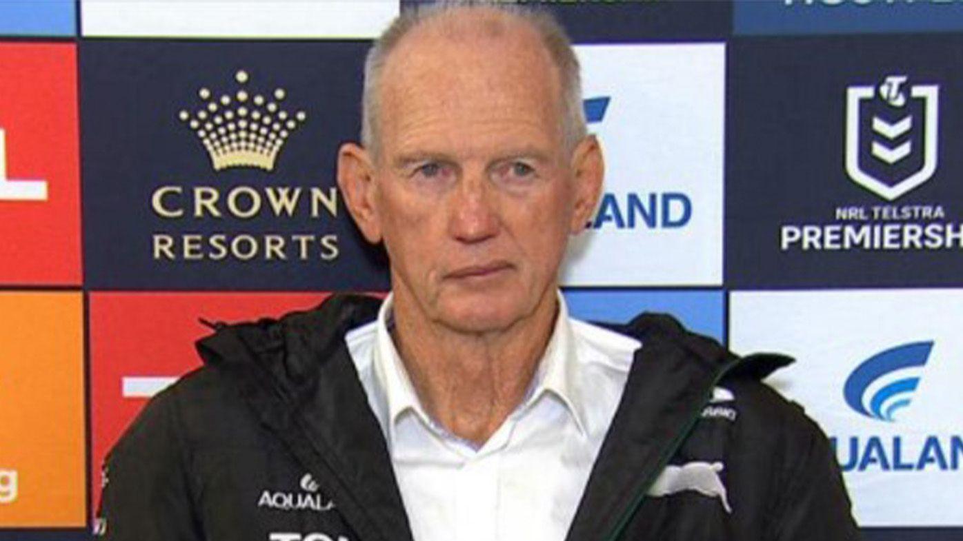 'It was coming': Rabbitohs coach Wayne Bennett reveals he had seen heavy defeat looming