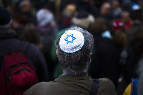 German Government Urges Jews: Fight Antisemitism, Wear Your Kippah