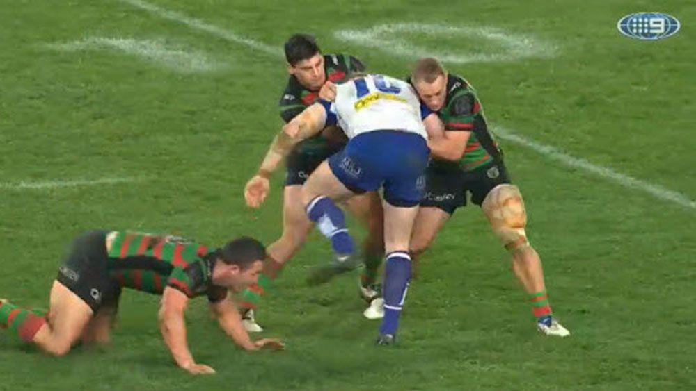 Graham escapes ban for lashing out at Burgess
