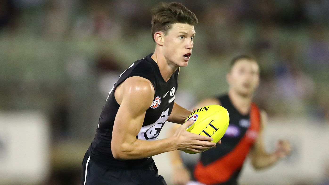 Former Sydney Swans coach Paul Roos tempers Sam Walsh expectations