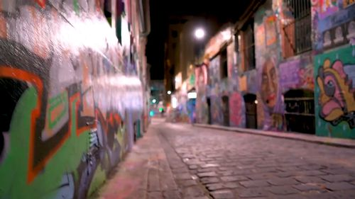 Melbourne's last night of coronavirus curfew
