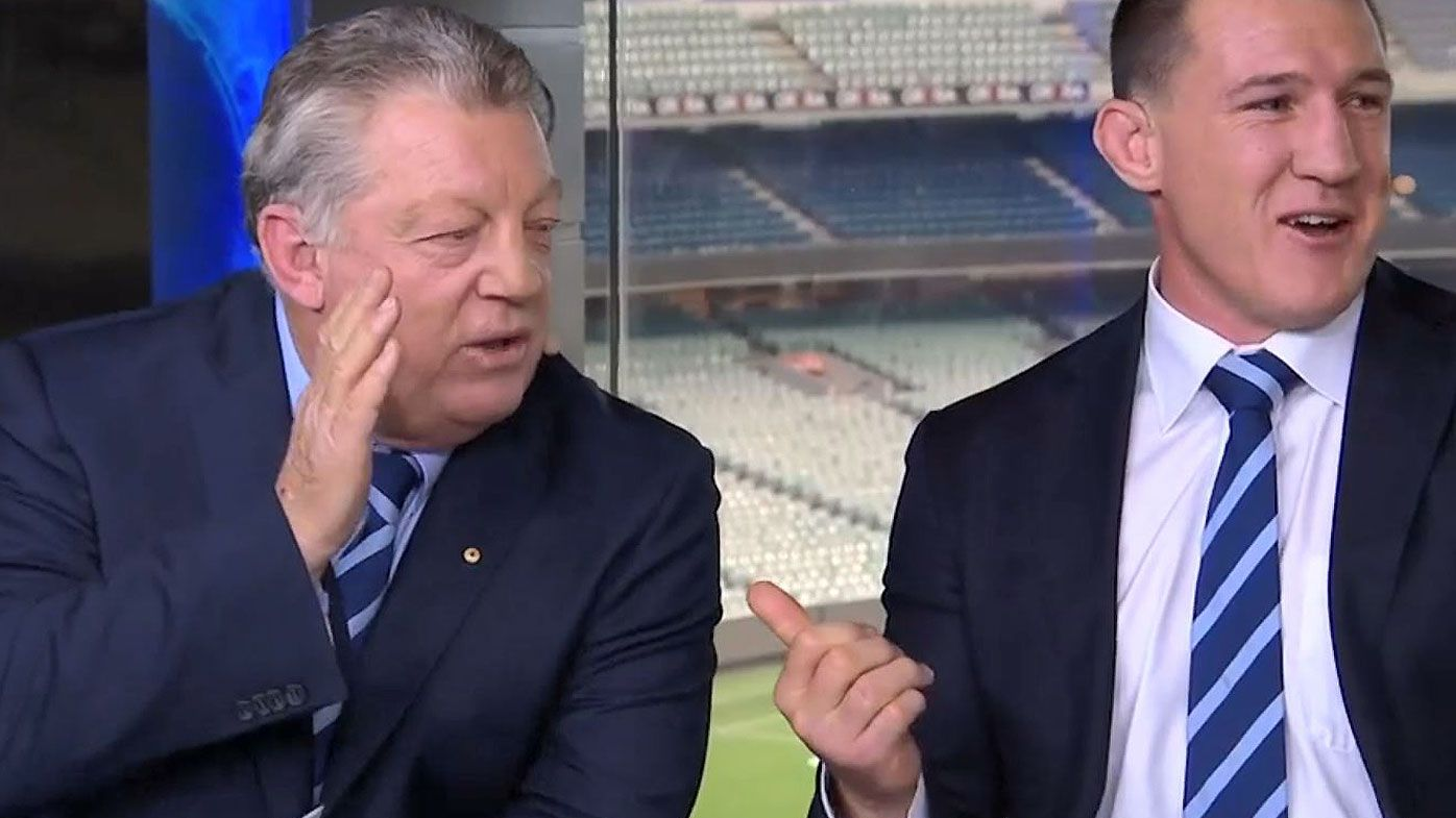 State of Origin: Phil Gould praises common-sense officiating after scintillating Game 1