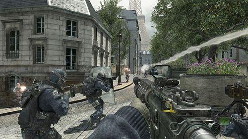 A screenshot from Call of Duty: Modern Warfare 3. (Supplied)