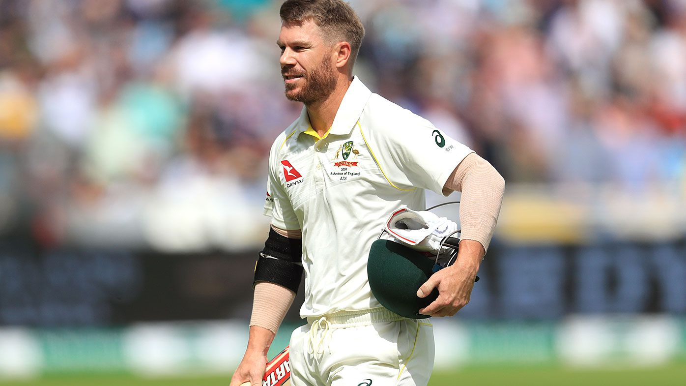 'The slate's wiped clean': Australian Test selectors put Warner on notice