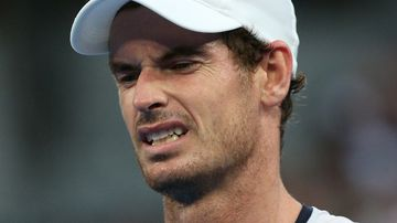 Andy Murray Australian Open loss