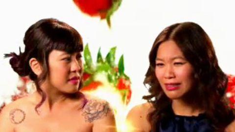 Move over, 'Spice Girls': Meet <i>My Kitchen Rules</i>' nasty new 'gate-crashers'