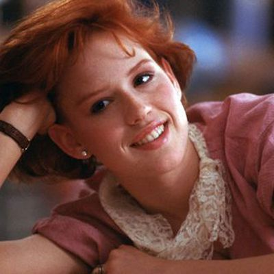 Molly Ringwald: Then