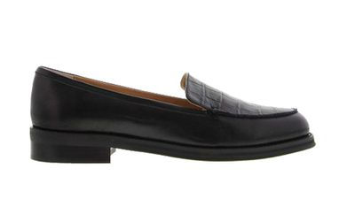 "<a href=""http://www.tonybianco.com.au/categories/mantailored/cartier.html  ""> Cartier loafers, $159.95, Tony Bianco </a>"