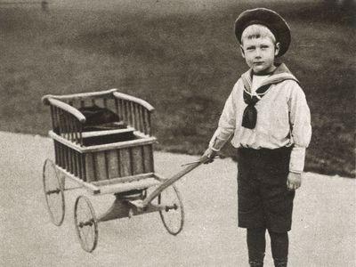 Prince John, 1919