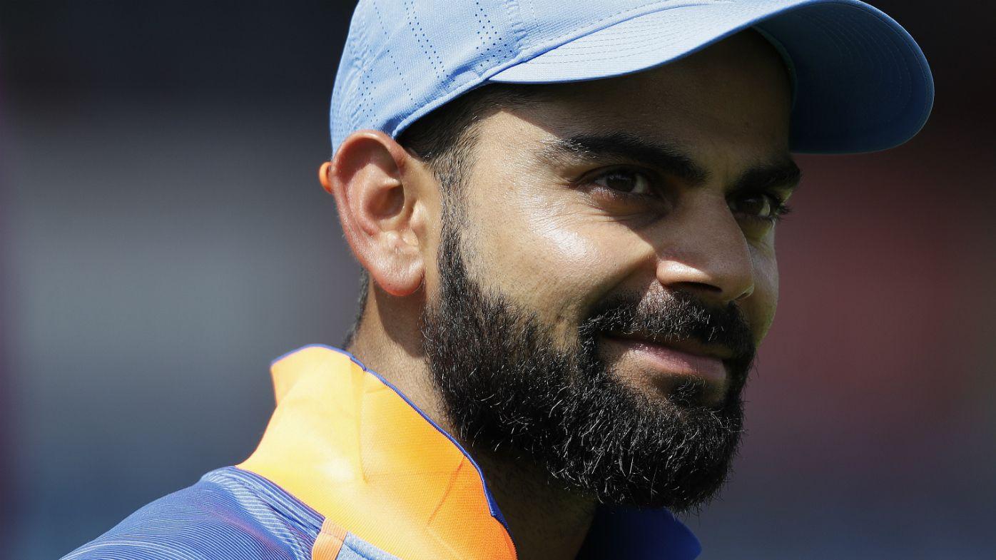 India's Virat Kohli named Leading Cricketer in the World