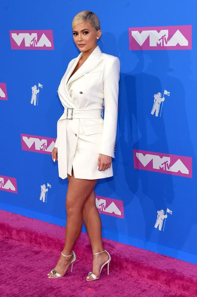 Kylie Jenner at the 2018 MTV Video Music Awards