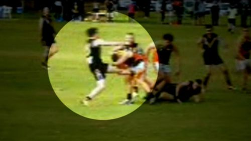 In the Adelaide Footy League, any player who is banned for more than 12 games, is banned for life.