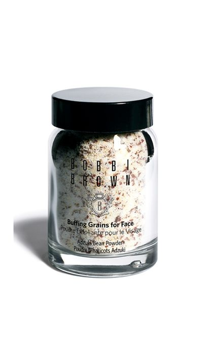 """<p><a href=""""http://www.bobbibrown.com.au/product/14014/7312/Skincare/Exfoliator/Buffing-Grains-for-Face/Best-Seller"""" target=""""_blank"""">Buffing Grains for Face, $60, Bobbi Brown</a></p>"""