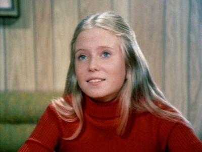 Eve Plumb (Jan Brady)
