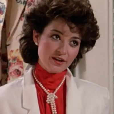Annie Potts as Iona: Then